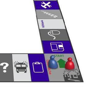 online Lernspiel zu  und